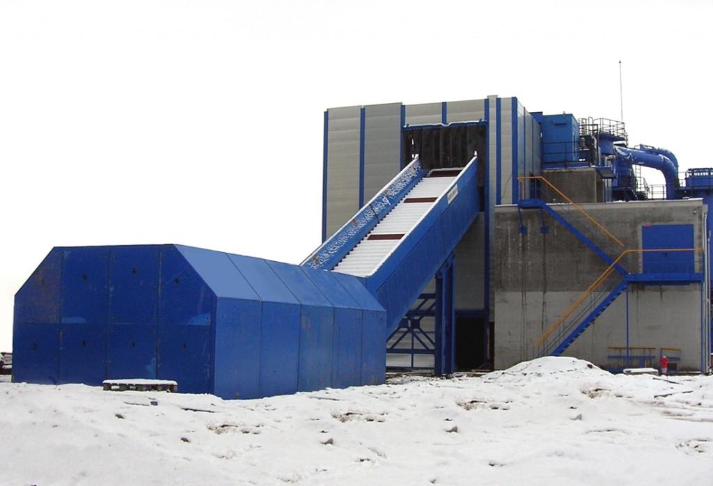 conveyor P400 seram