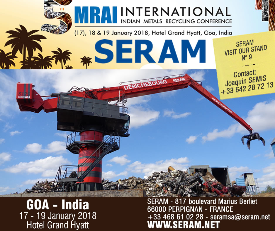 SERAM at MRAI Goa