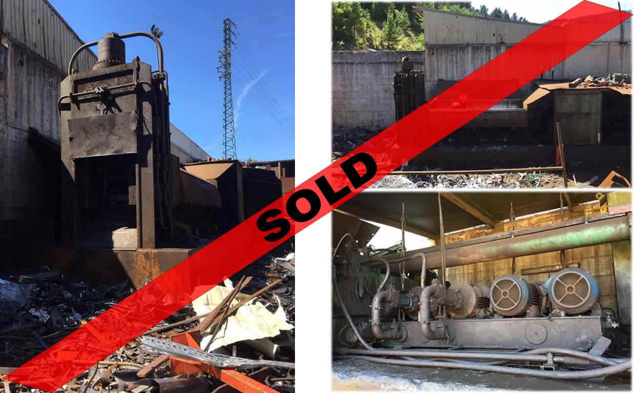 Shear 750t sold