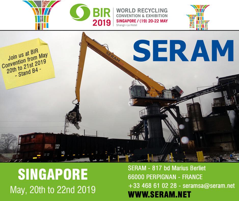 News BIR Singapour