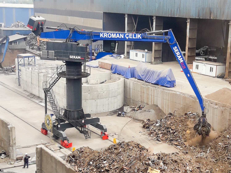 SERAM crane S125.25EC