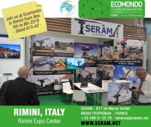 SERAM at Ecomondo