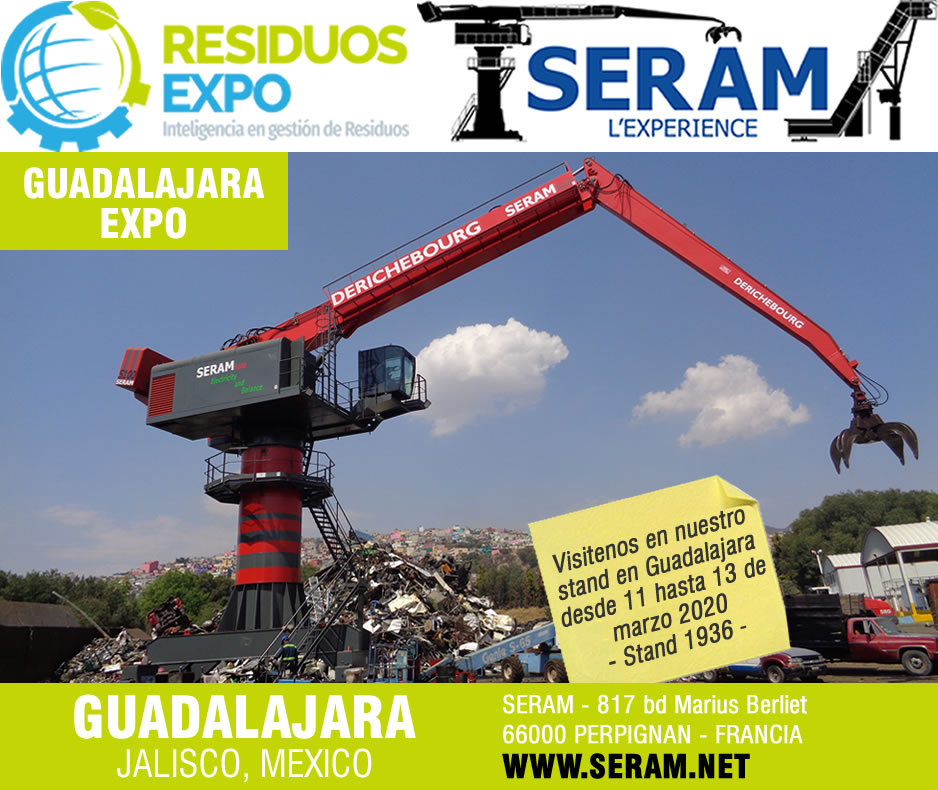 SERAM at Residuos Expo