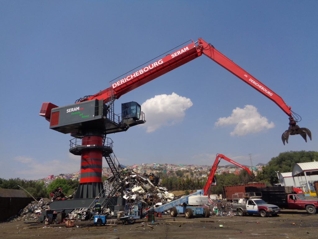 crane seram ES6