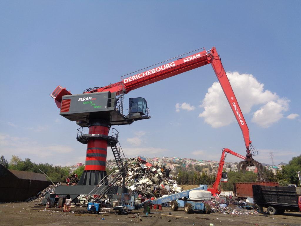 seram ES6 crane