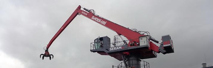 Seram products crane